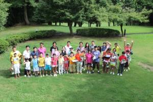 第4回夏休み親子ゴルフ大会